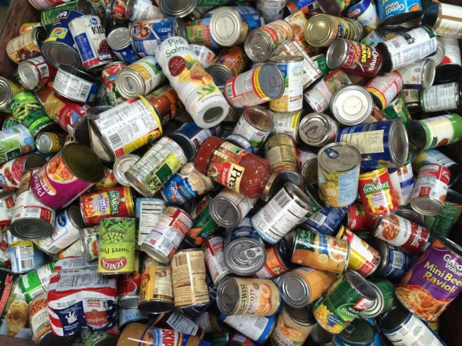 Giving Hope to the Harvest of Hope Food Pantry