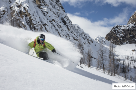 Skiing- How the Mountains Are Opening Up
