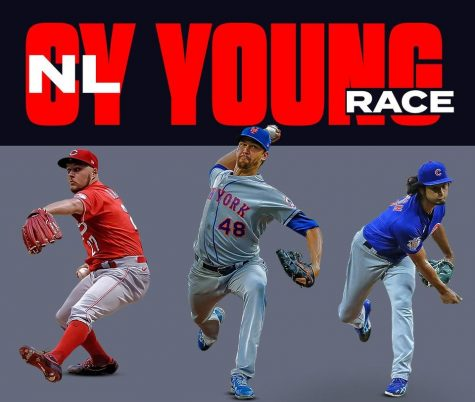 The Race For The Cy Young in the National League