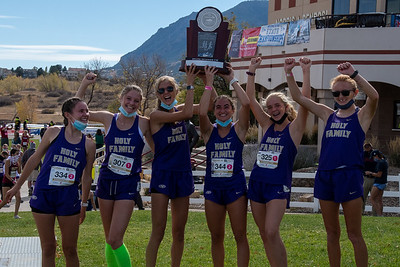 XC Taking Titles
