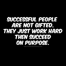 Hard Working For A Purpose