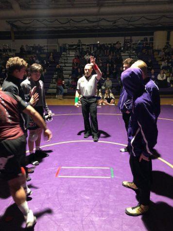Wrestling vs. COVID-19