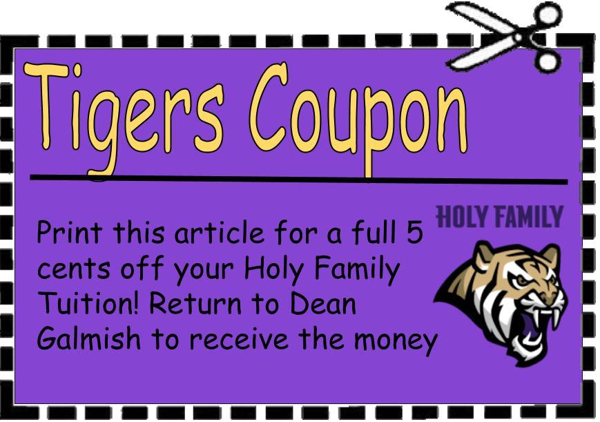 Get Printing Tigers!