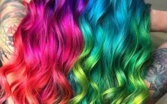 Five Reasons Why Colored Hair Should be Banned