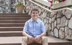 Class of 2021 Salutatorian: Gavin Smith