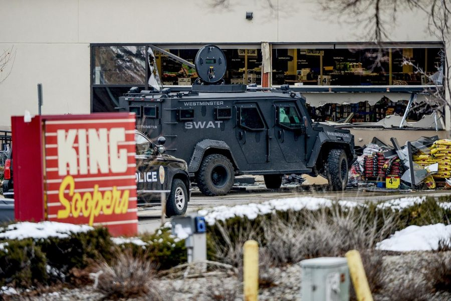 Boulder Shooting: What you need to know