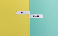 Sugar or Fat: Which One is the Worst?
