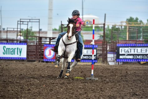 High School Rodeo With Loralee Ward