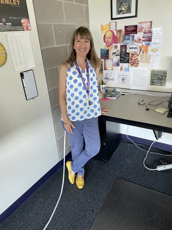 Dr. Marchesi Brings a World of Experience to Holy Family
