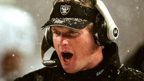 Gruden No Longer in the Vegas Cards
